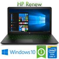 "Notebook HP Pavilion Power 15-cb033nl i7-7700HQ 16Gb 1Tb 15.6"" FHD NVIDIA GeForce GTX 1050 4GB Windows 10 HOME"