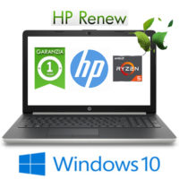 "Notebook HP 15-db0002nl RYZEN5-2500U 2.0GHz 12Gb 256Gb SSD 15.6"" HD LED Windows 10 HOME"