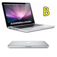 "Apple MacBook Pro MD101LL/A Core i5-3210 2.5GHz 4Gb 500Gb DVD-RW 13.3"" Mac OS X 10.8 Mountain Lion [Grade B]"