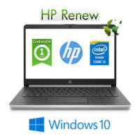 "Notebook HP 14-CF0998NL Core i3-7020U 2.3 GHz 8Gb 256Gb SSD 14"" HD Windows 10 HOME"