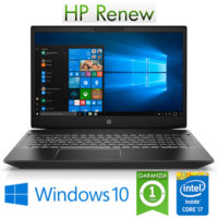 "Notebook HP Pavilion 15-cx0017nl i7-8750U 8Gb 1128Gb SSD 14"" FHD NVIDIA GeForce GTX 1050 Ti Windows 10 HOME"