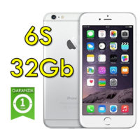 """Apple iPhone 6s 32Gb Silver A9 MN162LL/A 4.7"""" Argento Originale"""