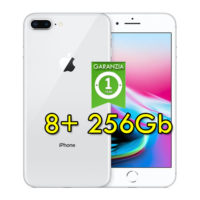 "Apple iPhone 8 Plus 256Gb Silver A11 MQ9P2J/A 5.5"" Argento Originale iOS 12"