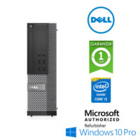 PC Dell Optiplex 7020 SFF Core i5-4570 3.3GHz 8GB 500Gb DVD Windows 10 Professional